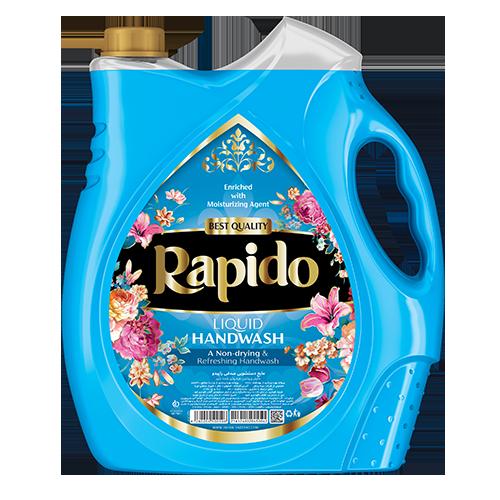 مایع دستشویی 4 لیتری راپیدو