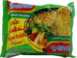 اندومی ایرانی سبزیجات صادراتی برند گلین