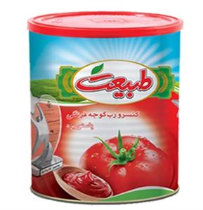 رب گوجه فرنگی 800گرمی طبیعت