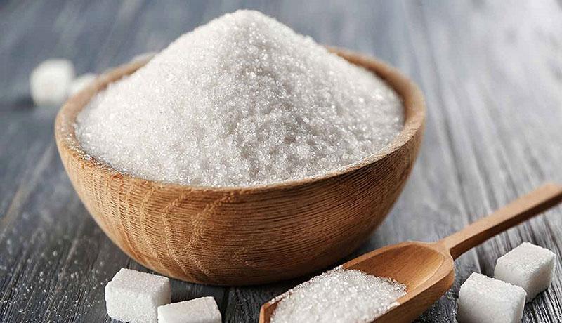 شکر فله ای بسته 1 کیلو گرمی