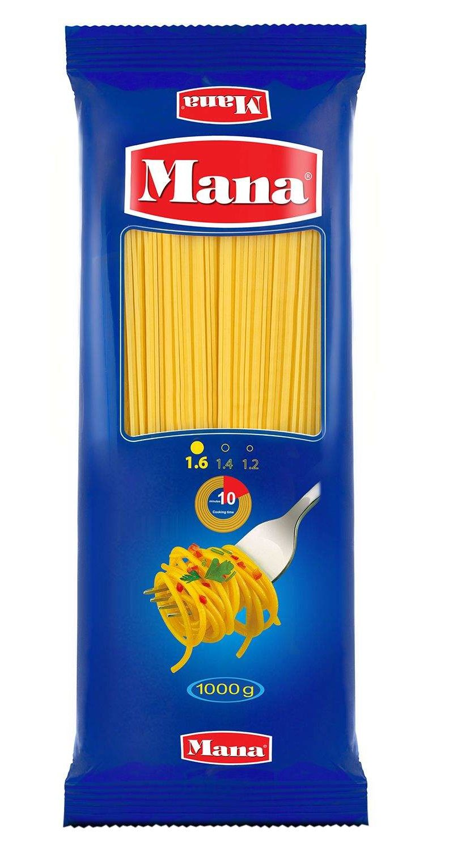 اسپاگتی 700 گرم 1/2 مانا