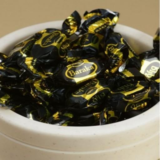 شکلات باراکا تلخ فله بسته 1 کیلو گرمی