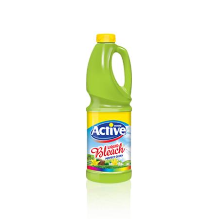 مایع سفید کننده معطر سبز اکتیو