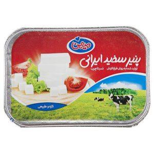 پنیر سفید ایرانی 400 گرمی میهن