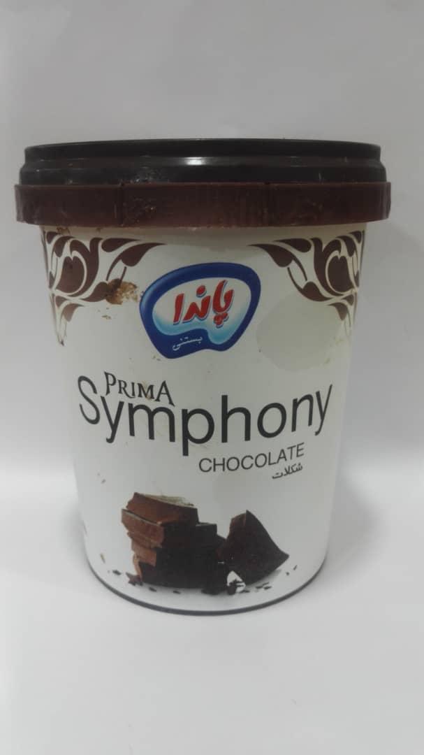 بستنی سمفونی شکلاتی پاندا