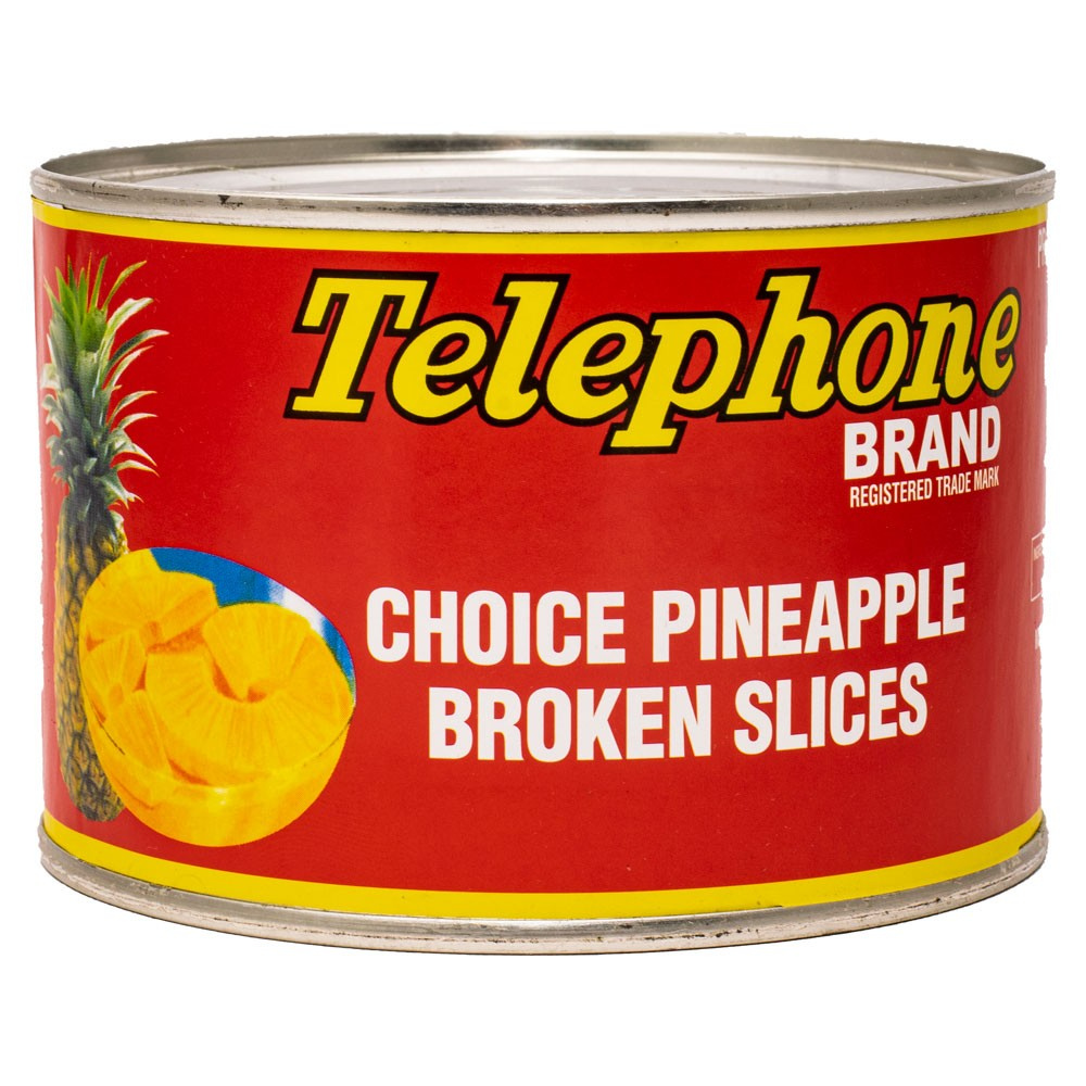 کمپوت آناناس telephone خارجی