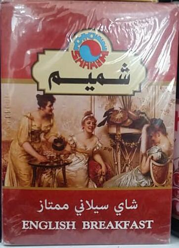 چای شمیم انگلیسی اصل