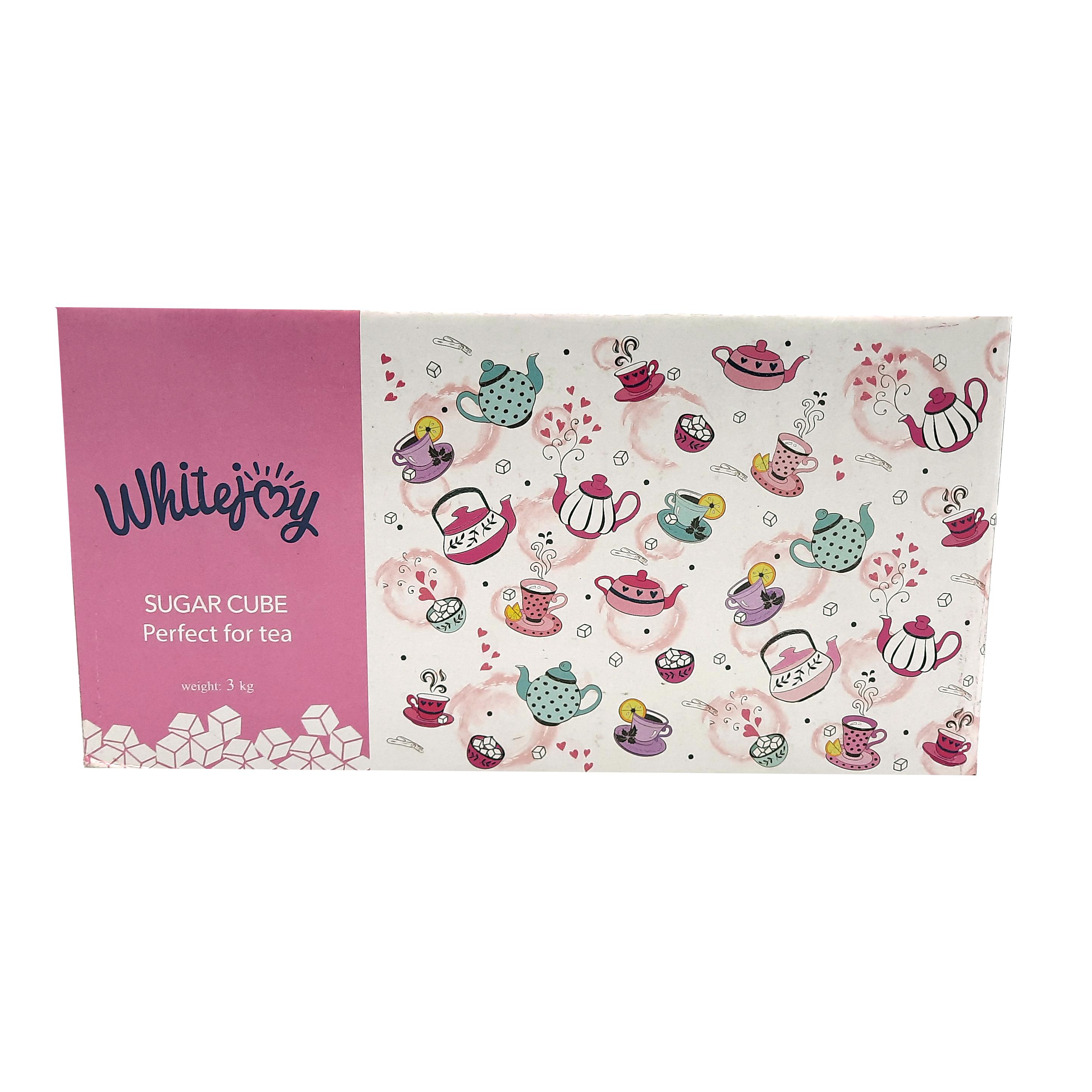 قند بسته 3کیلویی وایت جوی